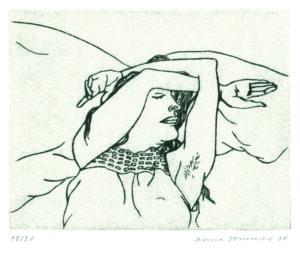 Kunstblatt Anna Sommer